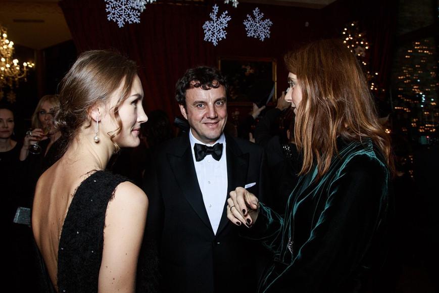 Маргарита Лиева с супругом Эдуард Таран холдинг РАТМ (Цемент), Дарья Лисиченко (фонд ОРБИ)