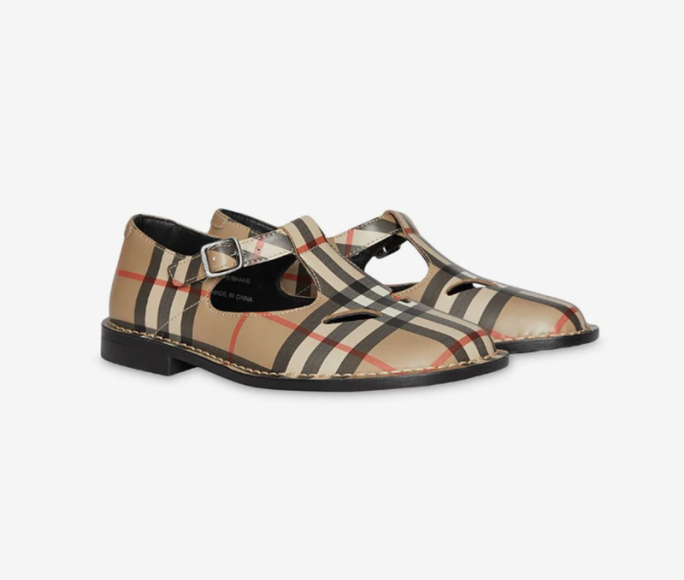 Туфли Burberry (Farfetch)