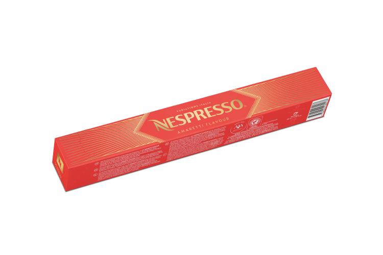 Капсулы Variations Italia Amaretti, Nespresso, от 50 руб.(nespresso.com)