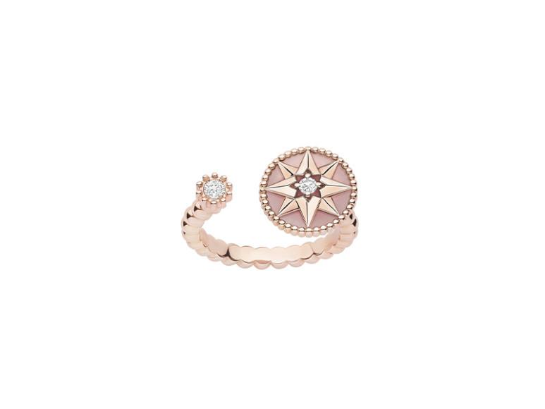 Коллекция Rose des Vents, Dior Joaillerie