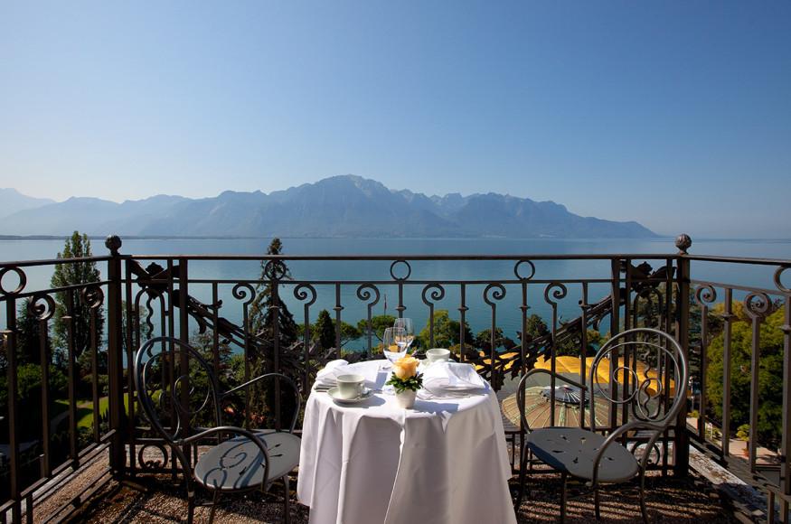 Фото: пресс-служба Montreux Palace