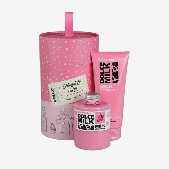 Набор для тела Dolce Milk. Цена: 859 руб. на www.letu.ru