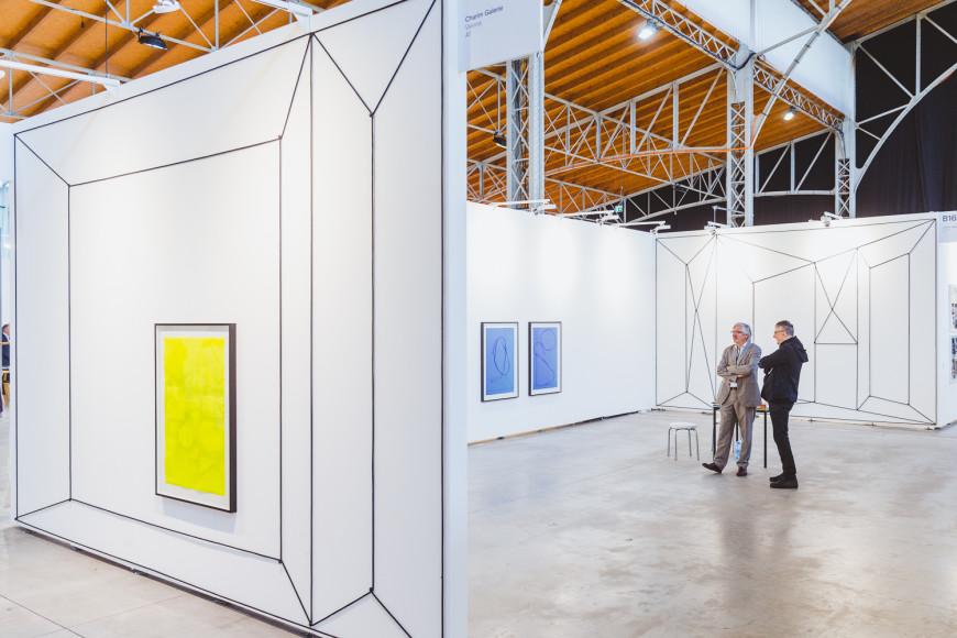 СтендCharim Galerie (Вена)
