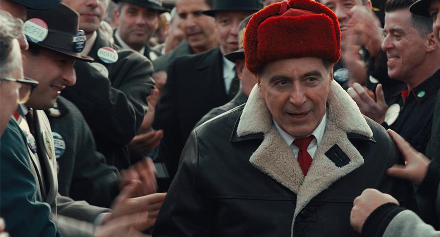 Кадры из фильма «Ирландец»