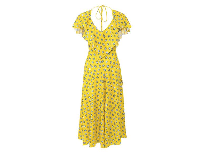 Платье Lanvin (tsum.ru)