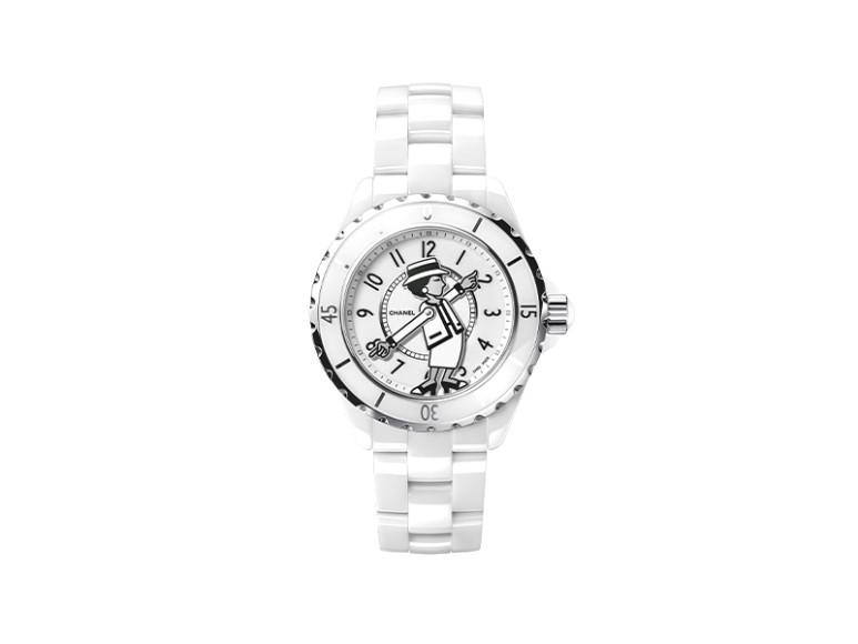 Часы J12 Mademoiselle,Chanel