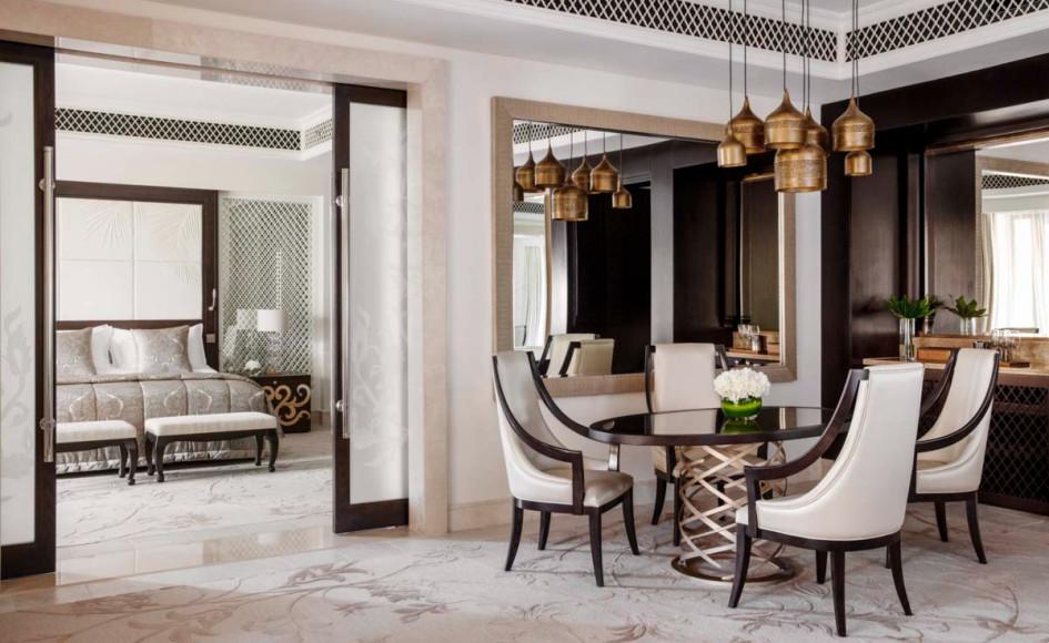 Гостиная на вилле, отель One&Only The Palm (Дубай)
