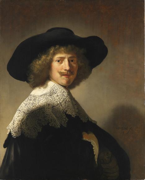 Рембрандт. «Портрет Антони Копала»