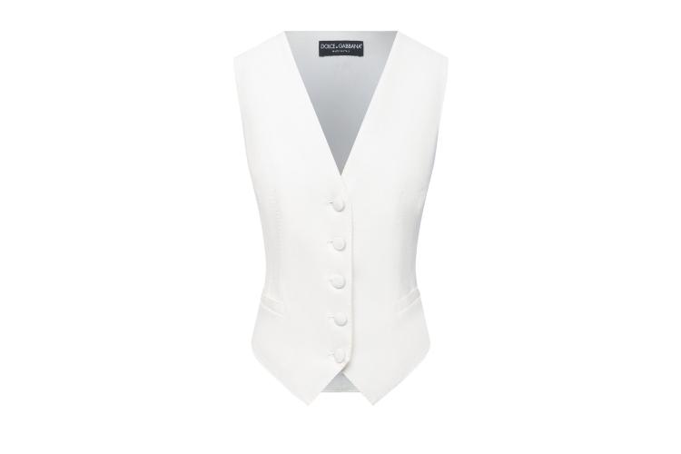 Женский жилет Dolce & Gabbana, 59 950 руб. (Барвиха Luxury Village)