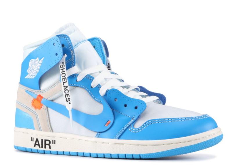 Off-White X Nike Air Jordan 1, 28 510 руб.