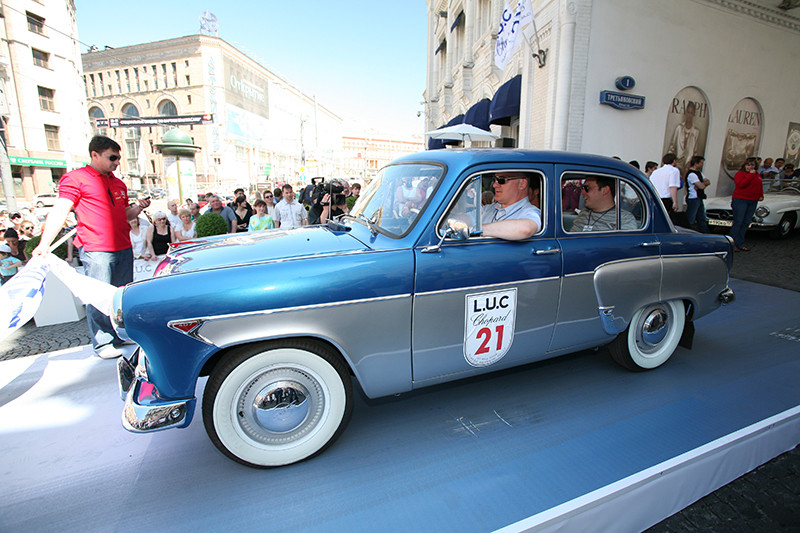 2009 «Москвич-407» 1960 года