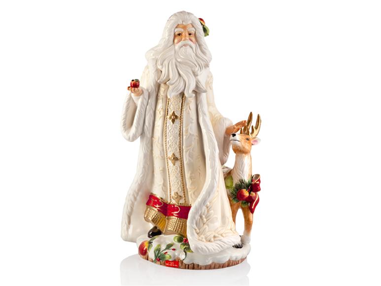 Фигурка «Санта Клаус», Lamart, 29072 руб. («Дом фарфора»)