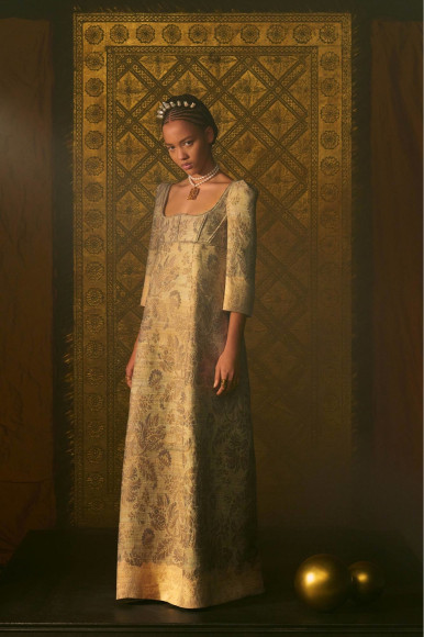 Dior Couture, весна-лето 2021