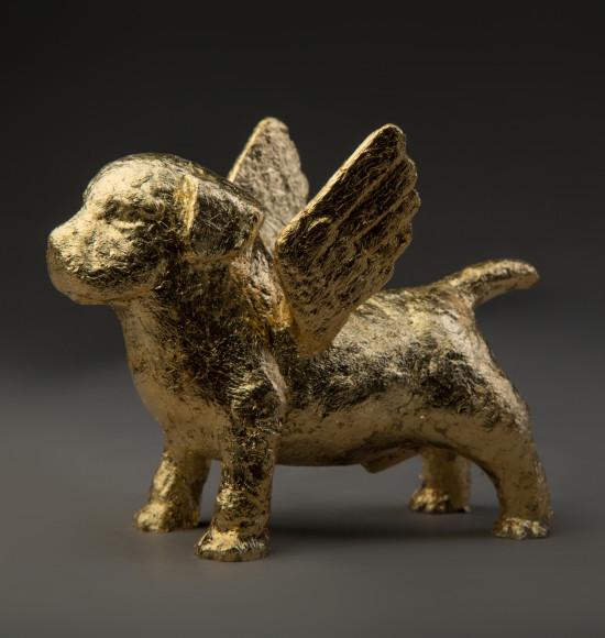 Скульптура «Небесный пес», Альфиз Сабиров