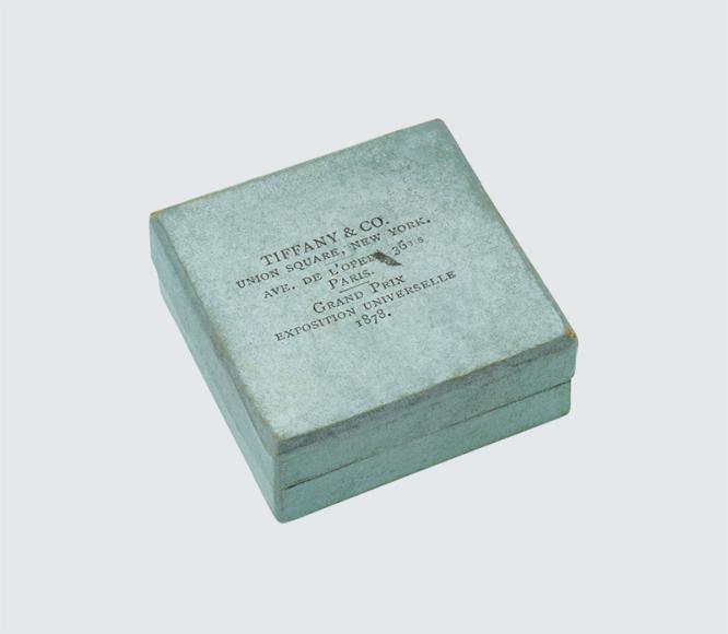 Коробочка для украшений Tiffany Blue Box