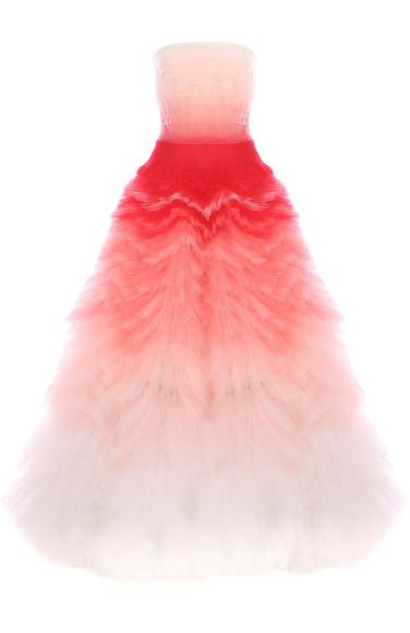 Платье Oscar de la Renta (ЦУМ) — 1200000 руб.