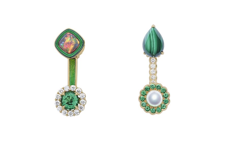 Серьги из коллекции Dioret Moi