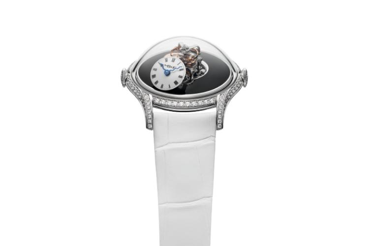 Часы Legacy Machine Flying Tourbillon, MB&F