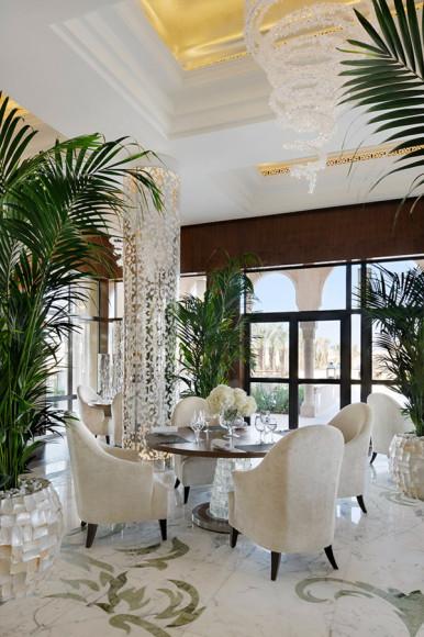 Ресторан Zest в отеле One&Only The Palm (Дубай)