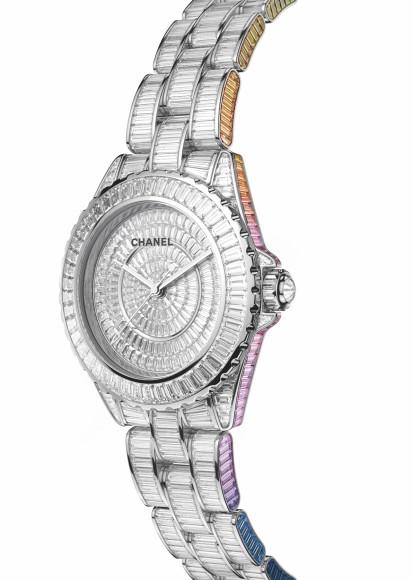 Часы J12 Electro Star, Chanel