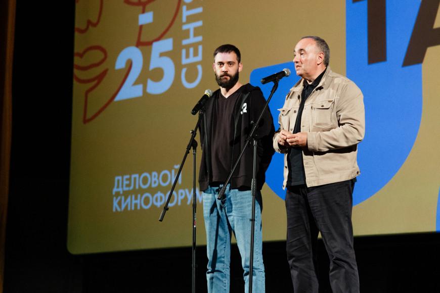 Владимир Битоков и Александр Роднянский