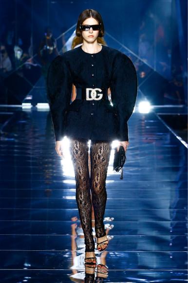 Dolce & Gabbana, весна-лето 2022