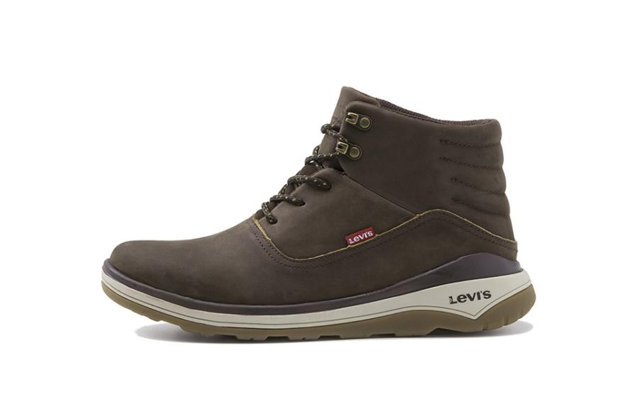 Мужские ботинки Levi's, 10 500 руб. (Levi's)