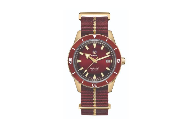 Часы Captain Cook Burgundy, Rado, 208 200 руб. (Rado)