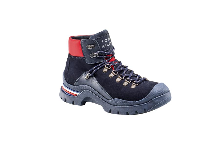 Мужские ботинки Tommy Hilfiger, 9793 руб. (Tommy Hilfiger)