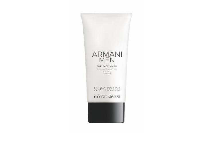 Очищающий гель для лица The Face Wash, Armani Men, Giorgio Armani