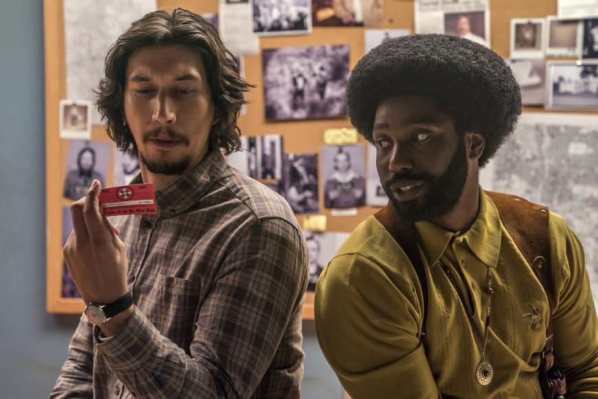 Кадр из фильма «Черный клановец»