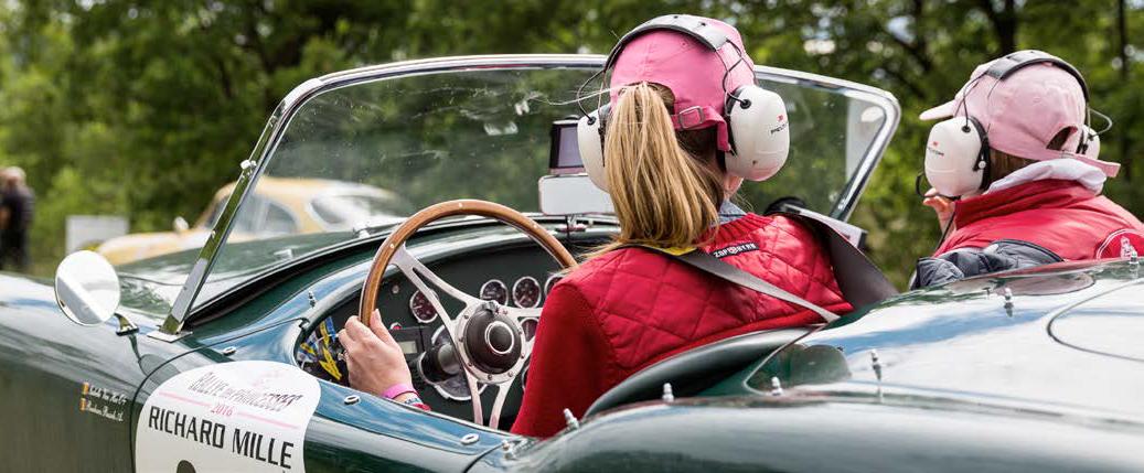 Фото: пресс-служба Rallye des Princesses