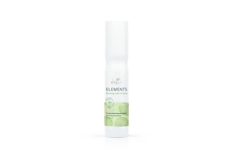 Увлажняющий несмываемый спрей для волос Elements Renewing Leave-In Spray, Wella Professionals