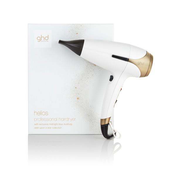 Фен для сушки и укладки волос Helios, ghd