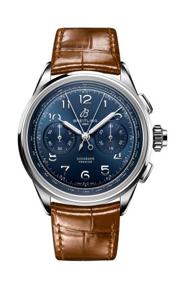 Часы Premier Heritage Duograph, Breitling
