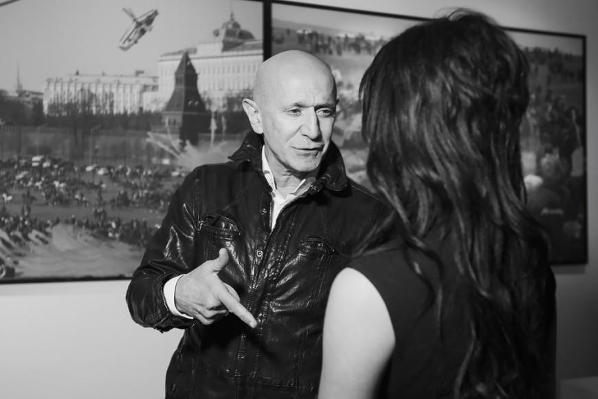 Гари Татинцян (галерист)