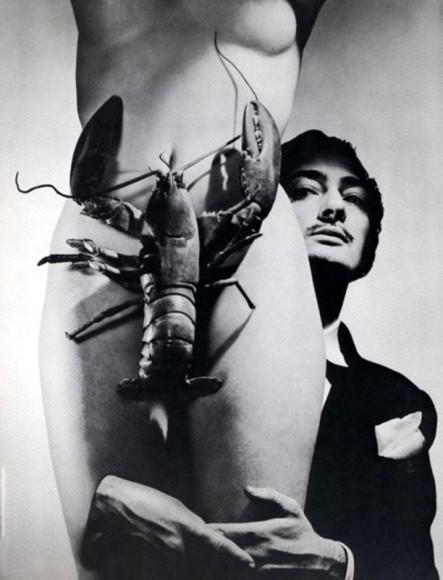 Портрет Сальвадора Дали.Снимок Джорджа Платта Лайнса, 1939 г.