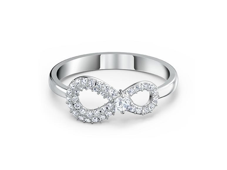 Кольцо Infinity, Swarovski, 5490 руб. (swarovski.com)