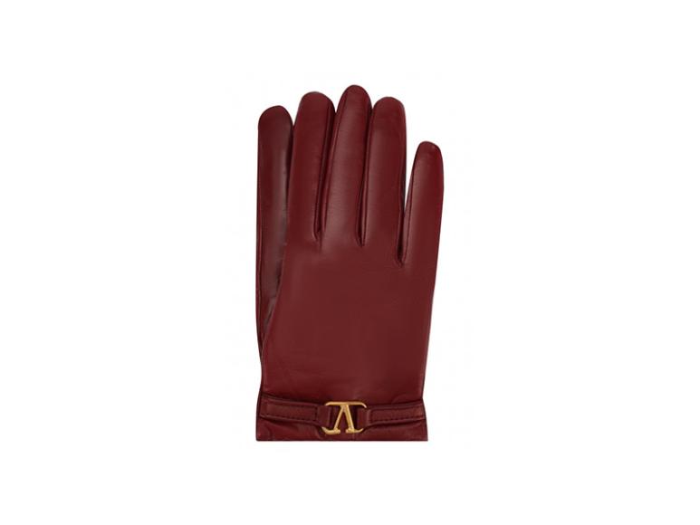 Перчатки Valentino Garavani, 21 550 руб.
