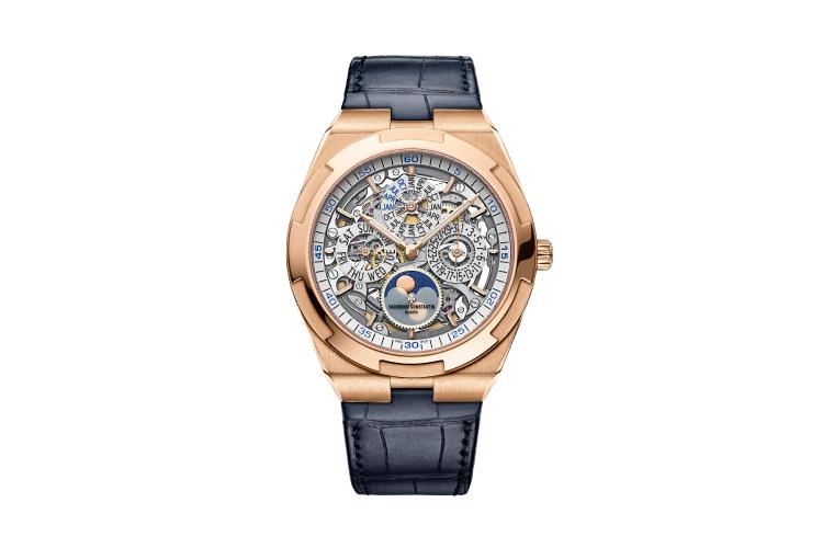 Часы Overseas Skeleton Perpetual Calendar, Vacheron Constantin, 11 100 000 руб. (Vacheron Constantin)