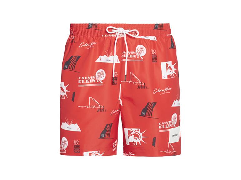 Плавательные шорты Calvin Klein, 5700 руб. (Calvin Klein)