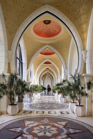 Отель Arabian Court, One&Only Royal Mirage (Дубай)