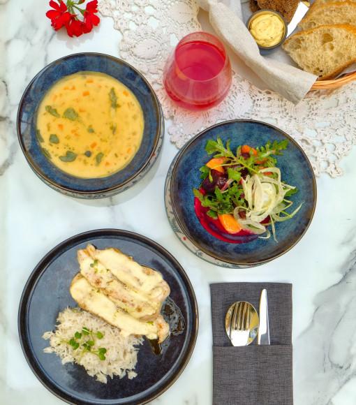 Французский обед
