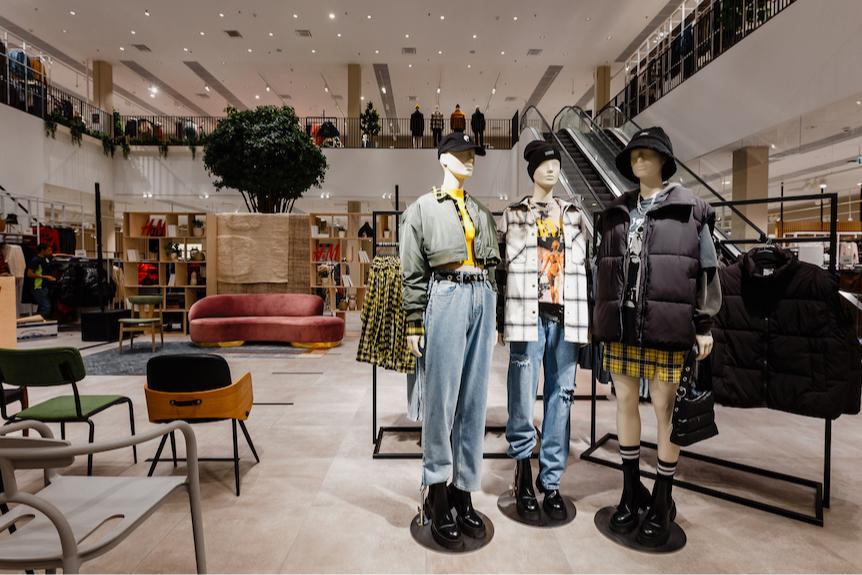 Магазин H&M в ТЦ «МЕГА Теплый стан»