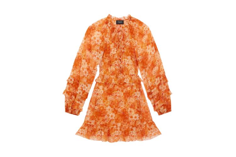Платье The Kooples, 28 990 руб. (The Kooples)