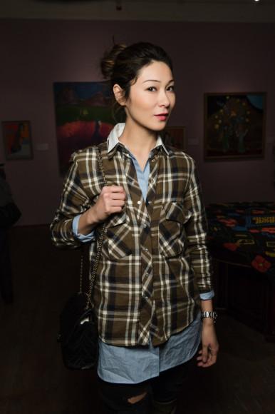 Марина Ким ведущая 1 канала