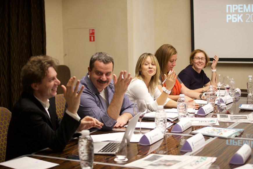 Встреча экспертного совета премии
