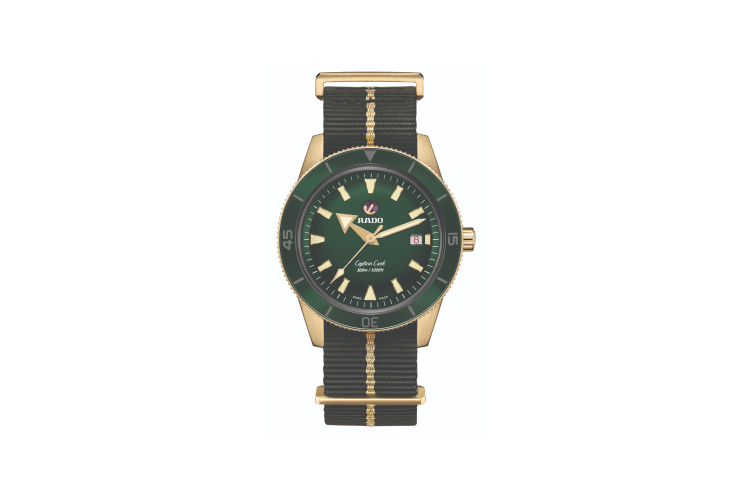 Часы Captain Cook, Rado