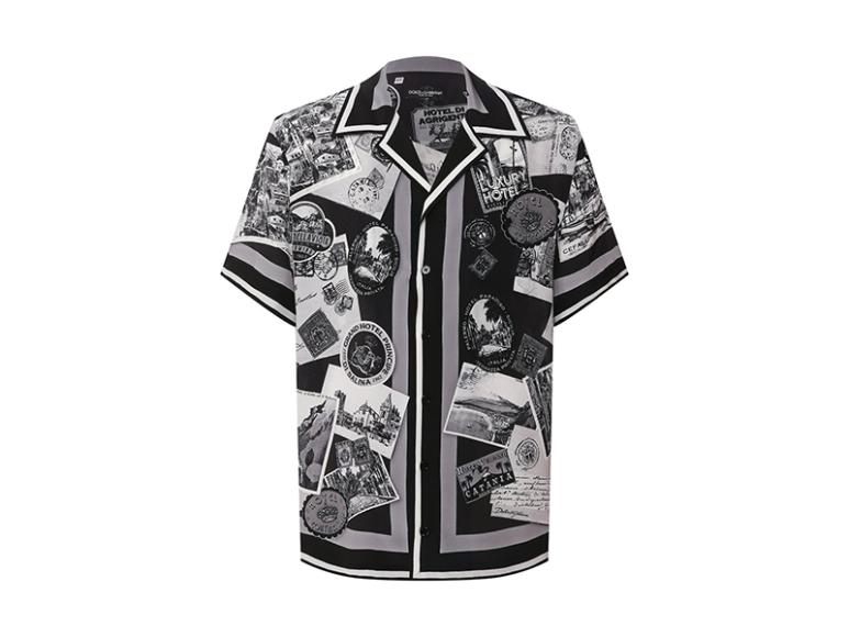 Мужская рубашка Dolce & Gabbana, 74 600 руб. (tsum.ru)