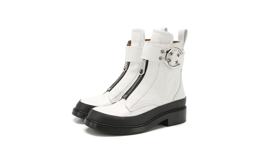 Женские ботинки Chloé, 64 150 руб. (Третьяковский проезд)